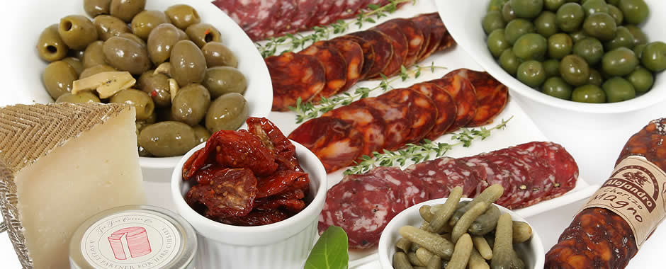 Antipasti and Charcuterie